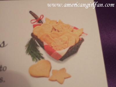 Kirsten's Pepparkakor Cookies