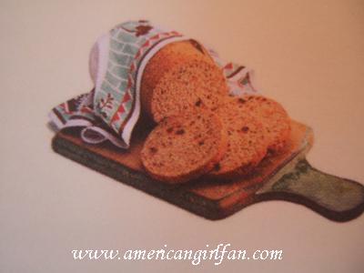Molly's Nut and Raisin Bread