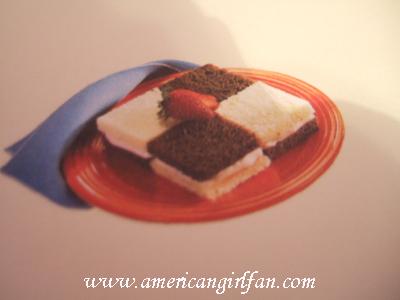 Kit's Checkerboard Sandwiches