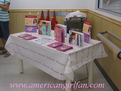 The table there copy