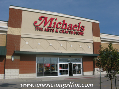 Michaels sign! copy