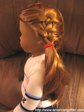cute hairstyles for black females : Fun Playing with American Girl Doll hair (AmericanGirlFan)
