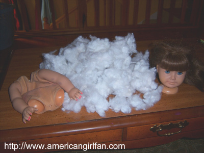 the journey of fixing up an american girl doll part 2 americangirlfan. Black Bedroom Furniture Sets. Home Design Ideas