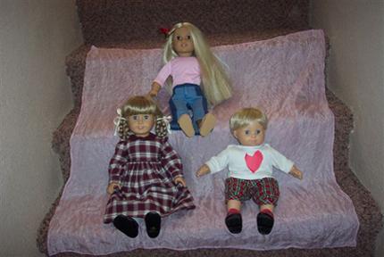 Quinlyns dolls