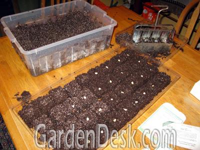 Gardendesk soil block maker for Soil block maker