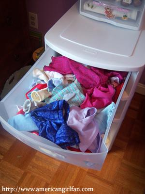 Just like you clothes shelf