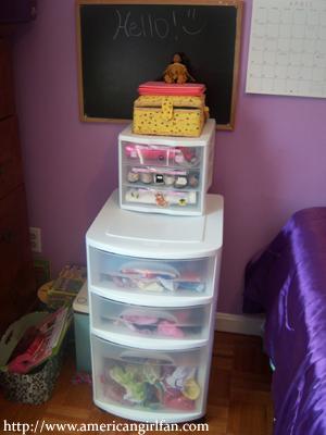 My Organizing bin