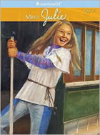 American girl Julie book
