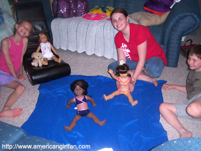 Playing with our dolls1