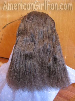 After a trim