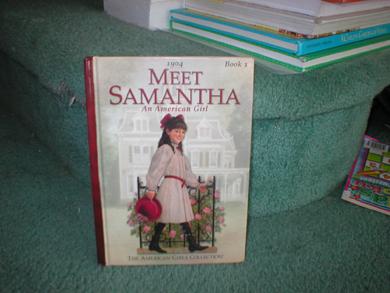 Samantha book