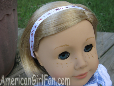 Doll headband on kit