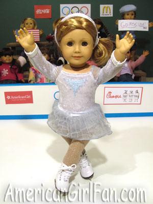 American Girl Mia Olympics
