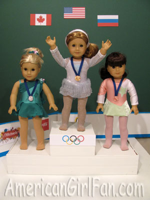 American Girl 2010 Winter Olympics