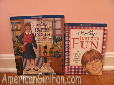 Molly books