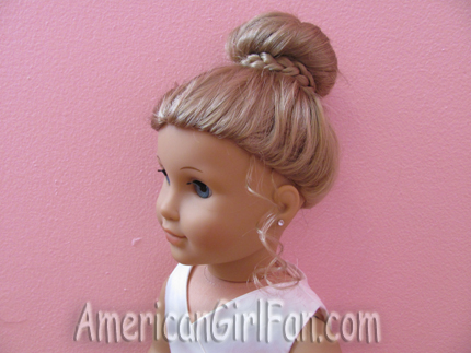 American Girl Doll Hairstyles For Easter (AmericanGirlFan)