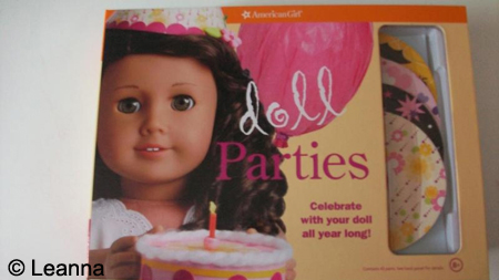 Doll Parties Book 2