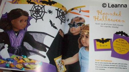 Halloween Page