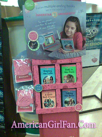 InnerStar U Books