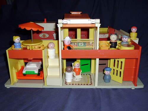What Was Your Favorite Fisher Price Little People Set
