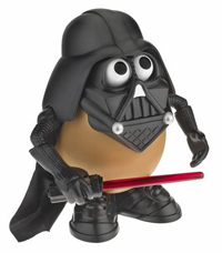Star Wars Potato