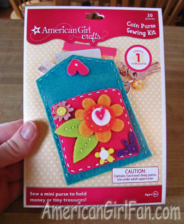 American Girl Crafts Prize Front