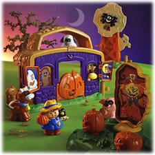 Fisher Price Halloween Set