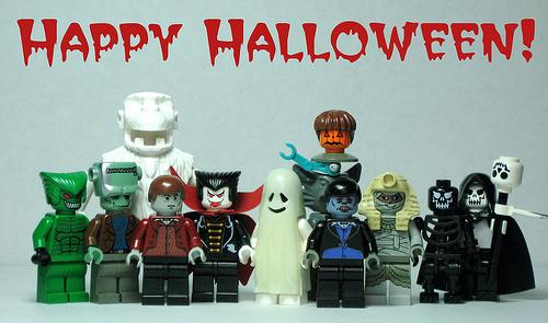 Happy Lego Halloween