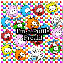 I am a puffle freak