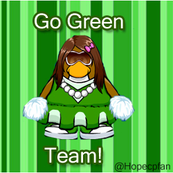 Go Green Team Icon