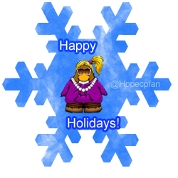 Club Penguin Snowflake Icon