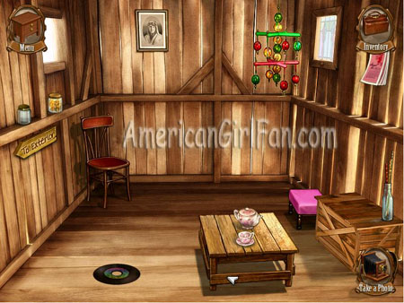 American Girl Kit Tree House Own Game Review Americangirlfan