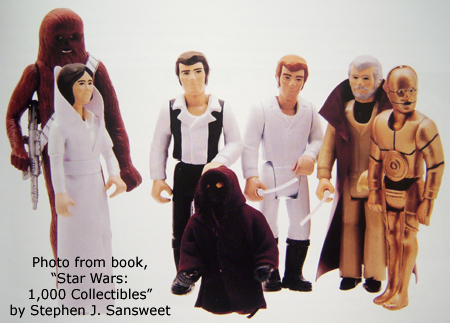 Star Wars Adventure People