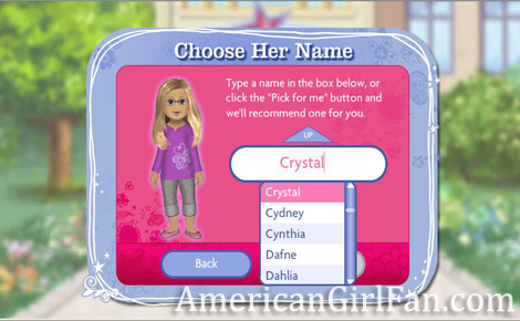 Picking a name