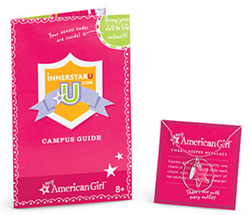 American Girl InnerStar U Campus Guide smaller