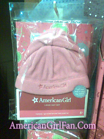 The Doll and Girl AG Hat Set