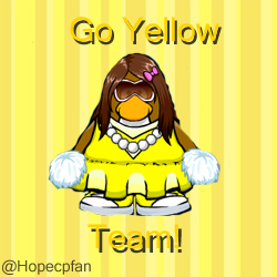 Yellow Team Icon