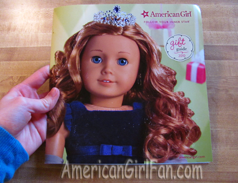 American Girl GiftGuide Catalog