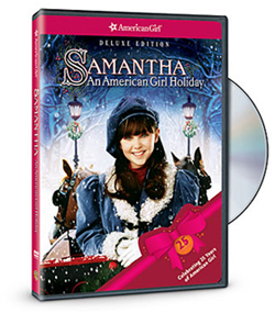 American Girl Samantha Deluxe Edition Movie