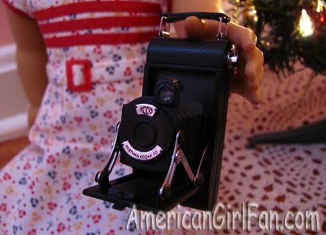 Kit's new Camera