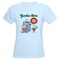 Garden Diva Cotton Tee