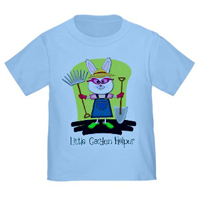 Little Garden Helper Toddler Tee
