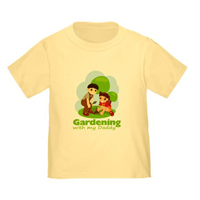 Gardening With My Daddy Tee