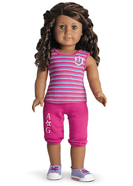 Campus Casual Outfit for dolls