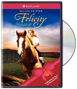 Felicity: An American Girl Adventure: Deluxe Edition (DVD)