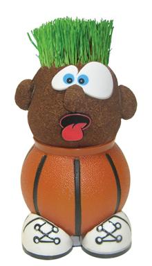 Grow-a-Head Basketball
