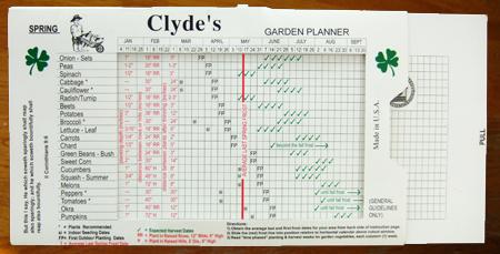 GardenDesk Clydes Garden Planner