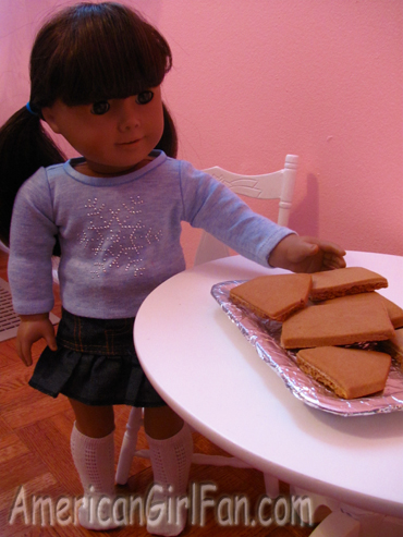 Abbey with gingerbread