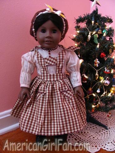 Addy's Birthday Dress1