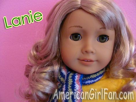 Lanie closeup
